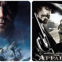Double Feature with the Fishers, Episode 3: MASTER AND COMMANDER and APPALOOSA