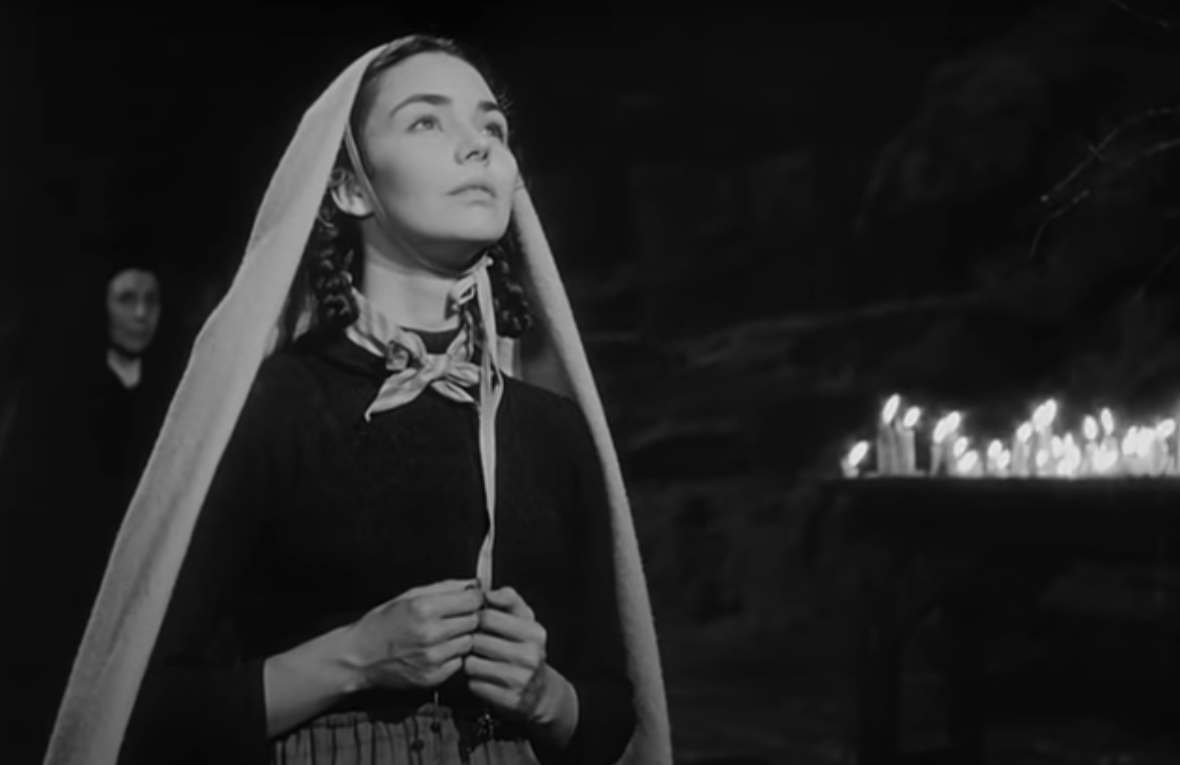 Lent Film Review #3: SONG OF BERNADETTE (and why it's so much better than FATIMA)