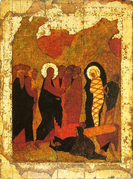 "The man called ""Resurrection"""