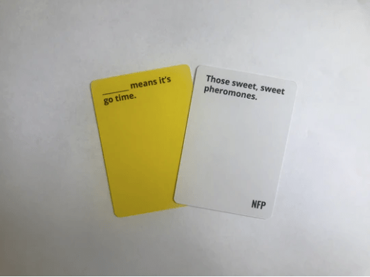 Introducing The Catholic Card Game NFP expansion pack!