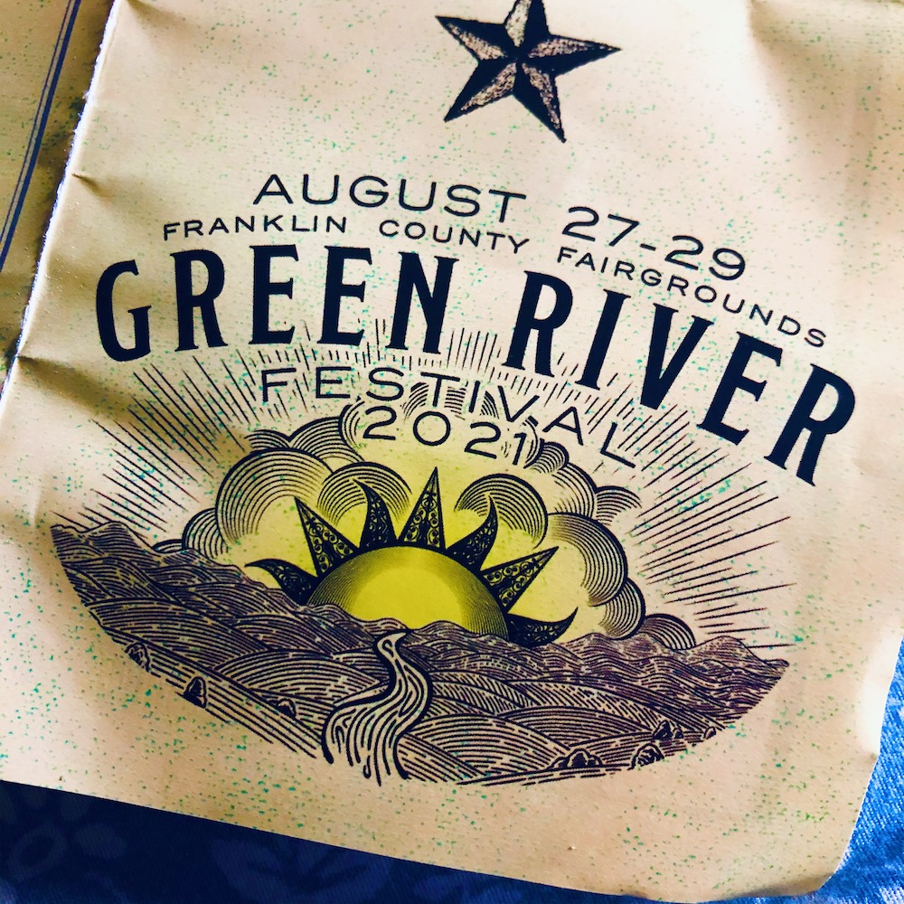 What I saw (and of course heard) at the Green River Festival