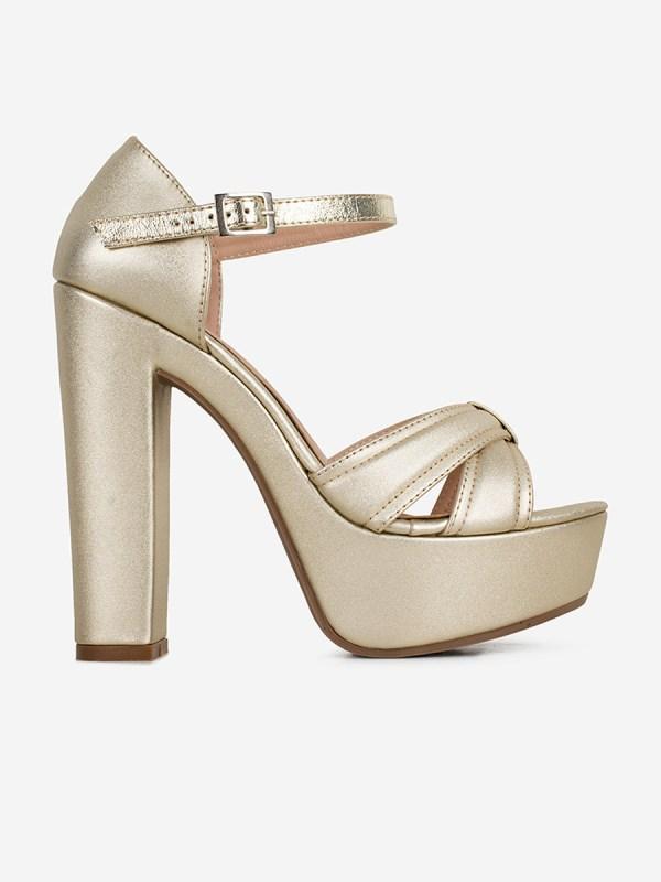 BELTA, Todos los zapatos, Sandalias, Sandalias de Tacón, Sandalias plataforma, CHA_L
