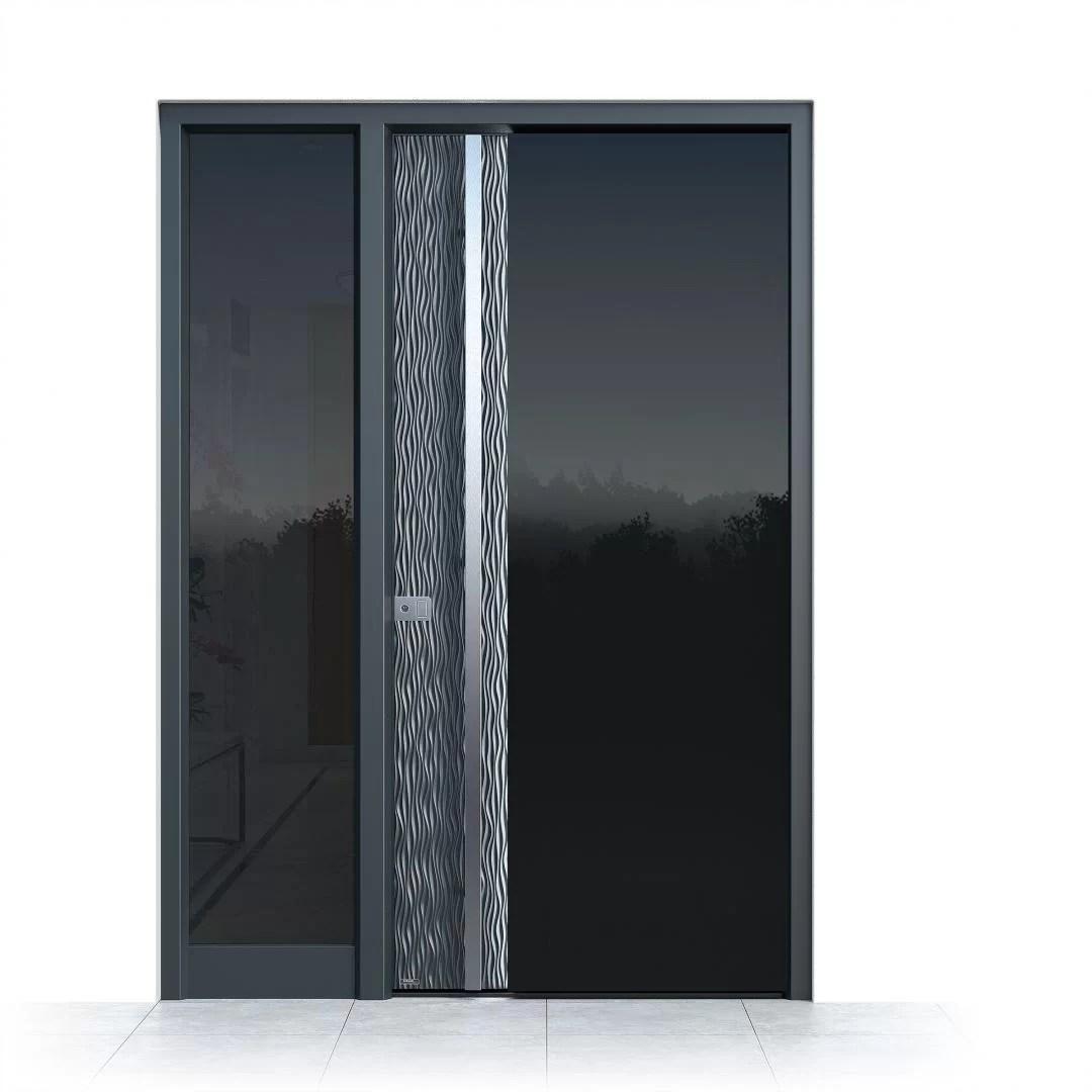 Ușă exterior Pirnar ULTIMUM MULTILEVEL 523A