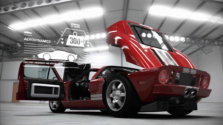 Forza Autovista Ford GT