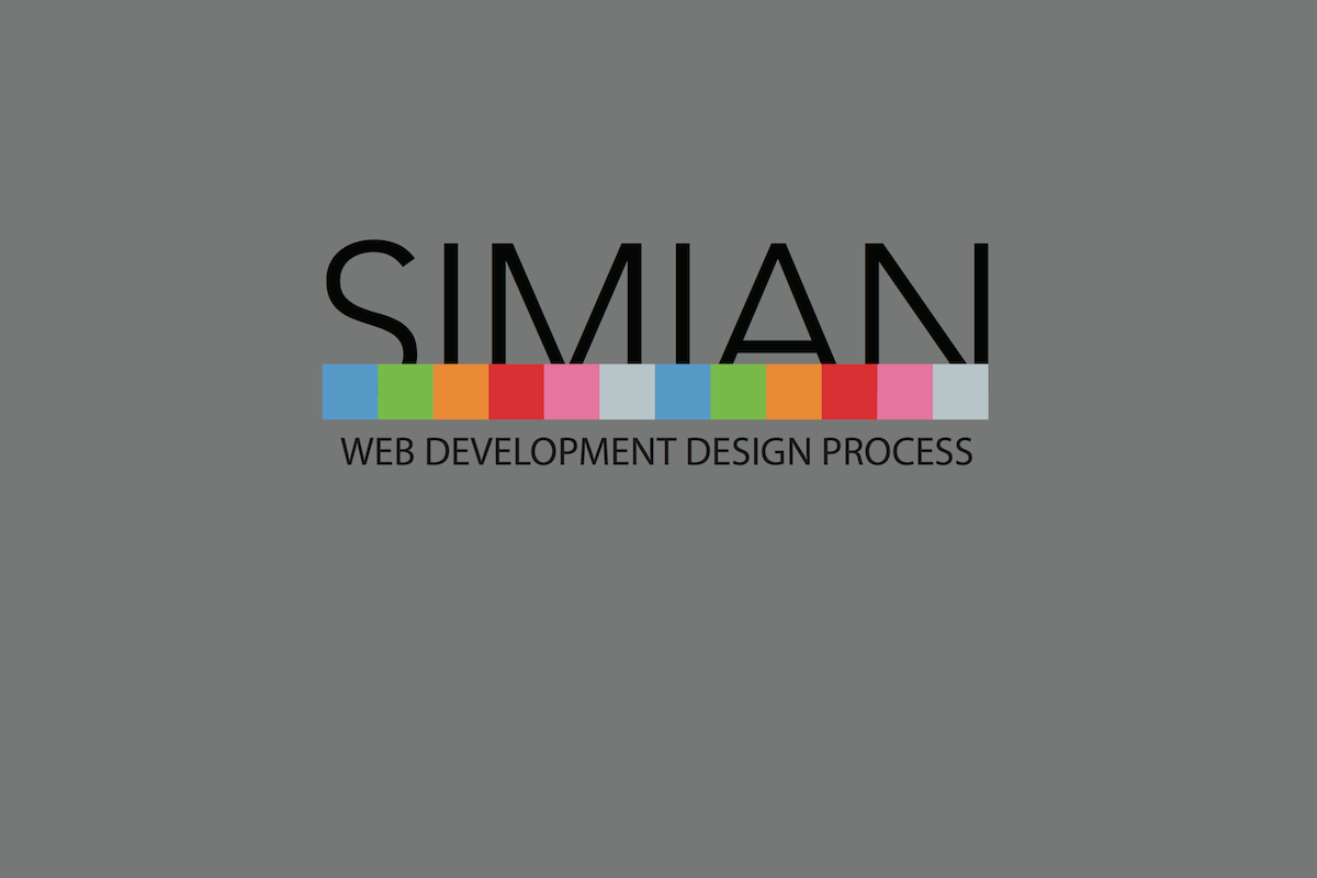 Simian Web Development Design Process Cover- NYC - simianllc.com