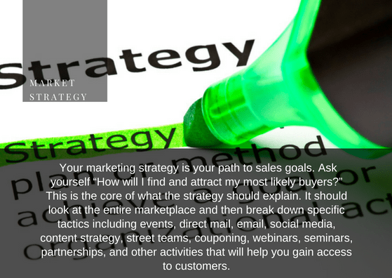 Market Strategy - Simian Web Development