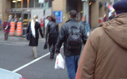 today i missed being crushed - photo