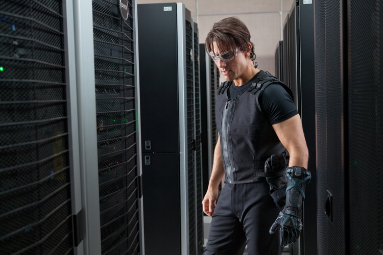 Tom Cruise als IT-Techniker