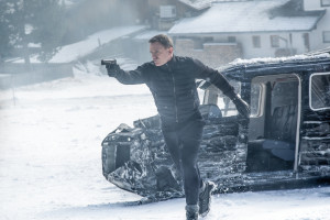 Spectre - 007 - Szenen - 20 James Bond (Daniel Craig)