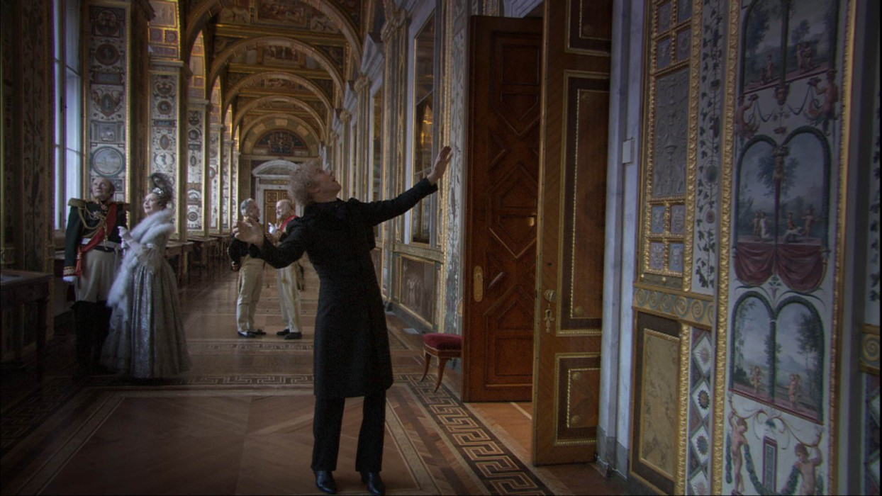 Alexander Sokurov in «Russian Ark»