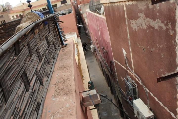 Orientarse por las callejuelas de la Medina de Marrakech
