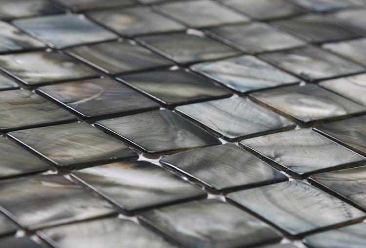 Anthracite Mosaic Tiles