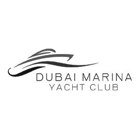 Siminetti supplied the Dubai Marina Yacht Club