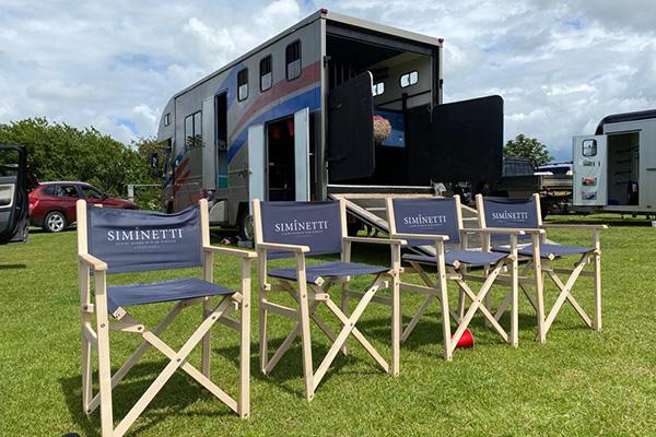 Siminetti Sky Directors chairs