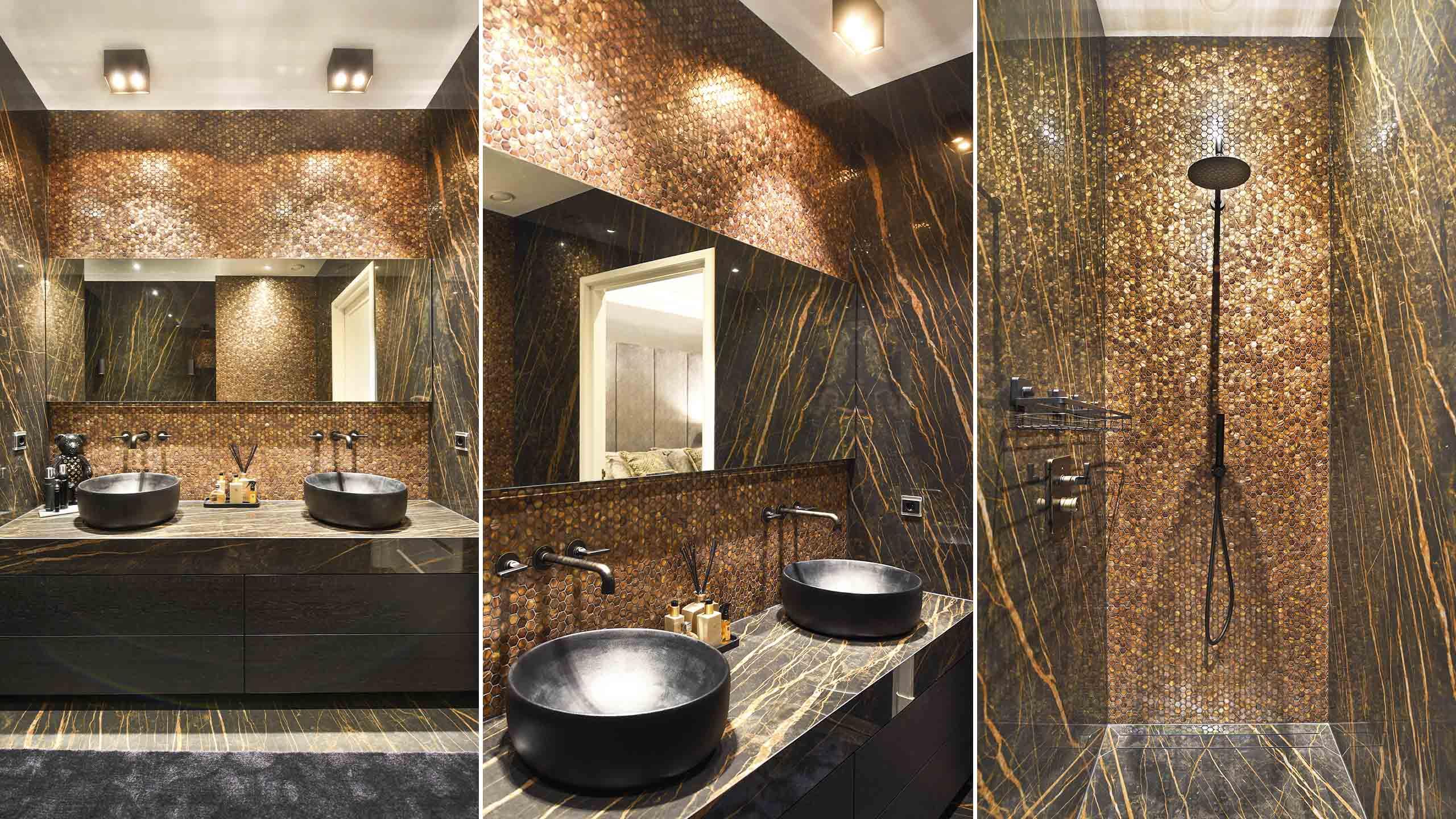Gentle Earth Bathroom 2021 project