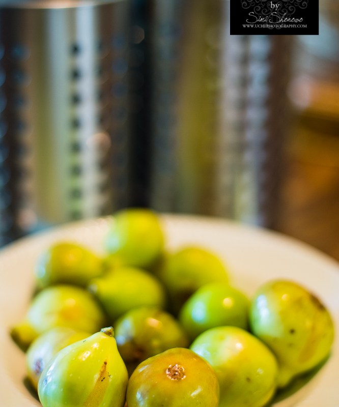 {day 201 project365 2015… freshly picked figs}