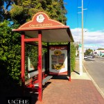 {day 167 mobile365 2016… bus stop-city of subiaco}