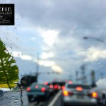 {day 231 mobile365 2016… rainy day in traffic}