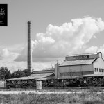 {day 242 project365 2016… clouded smoke stack}