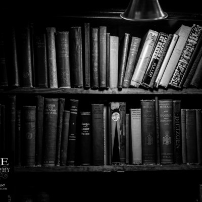{day 289 project365 2016… nostalgic book collection}