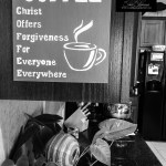 {day 329 mobile365 2016… gospel coffee}