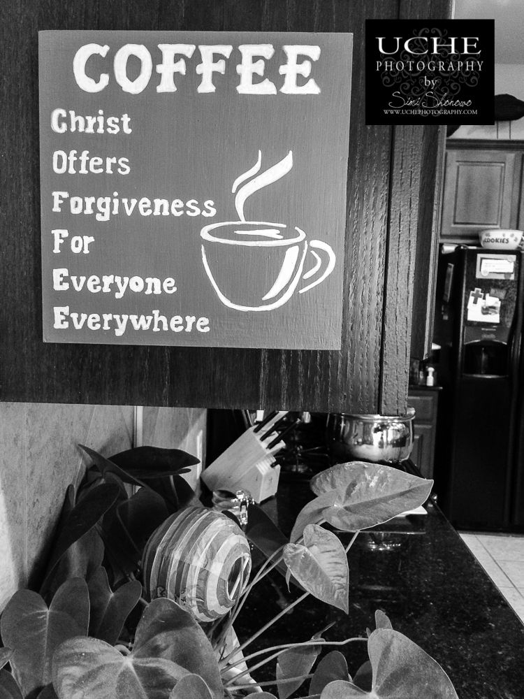 {day 329 mobile365 2016… gospel coffee}