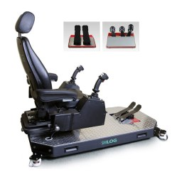Hydraulic Racing Simulator Chair Hanging No Stand Discover Our Setup Options Here By Adding The Logitech G920 Driving Force Wheel Consisting Of A Steering And Three Pedal Unit Shifter Gear