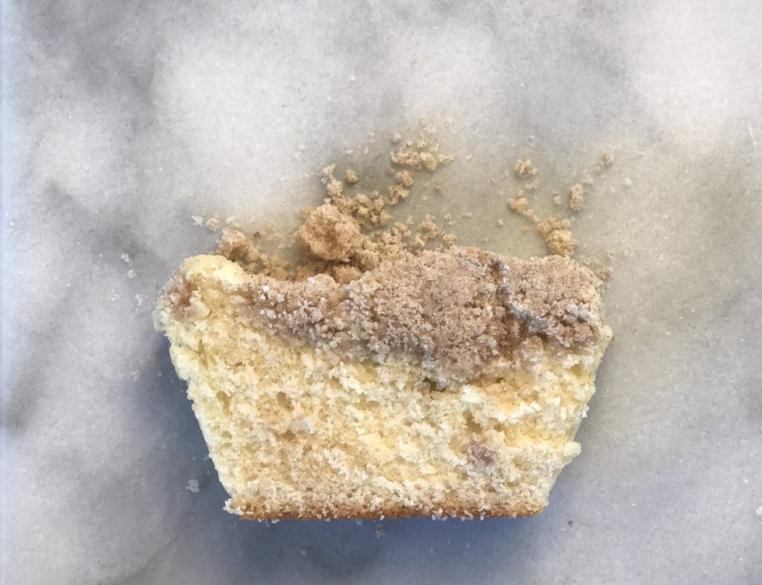 Bisquick Coffee Cake That Reminds Me Of Childhood