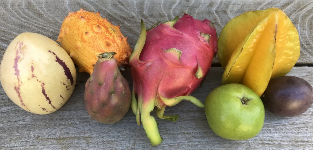 What Is That Crazy Fruit You See In The Grocery Store?