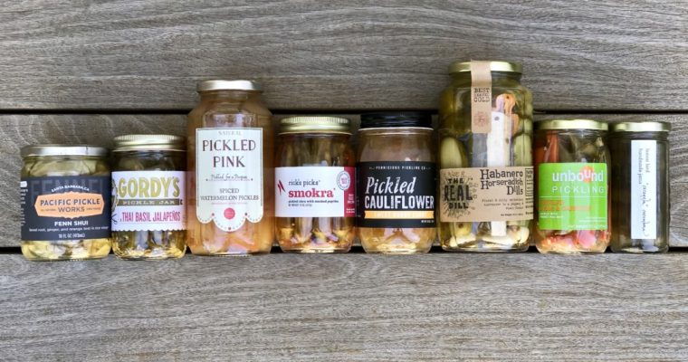 Almost Anything Pickled Is Awesome