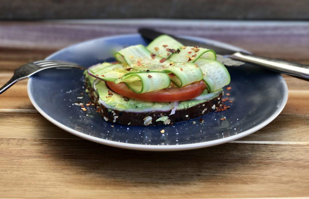 Heart-Healthy Breakfast: Avocado Toast