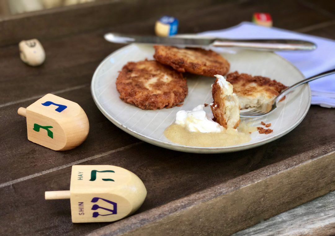 Perfect Potato Latkes That Are Not Just For Hanukkah