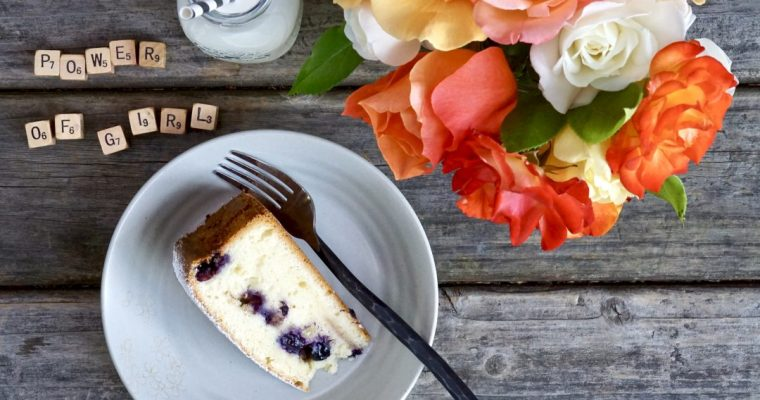 Changemaker Power Of Girl Founder Lily Riccio And Her Favorite Blueberry Coffee Cake