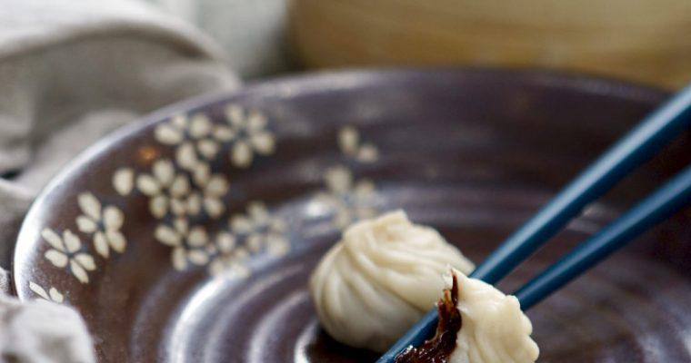 Din Tai Fung Chocolate Xiao Long Bao
