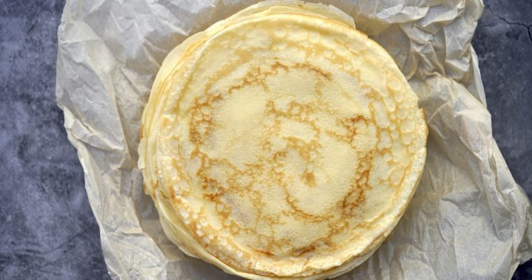 French Crêpes