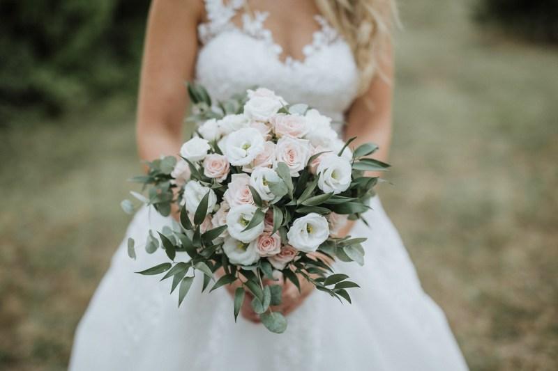 bouquet ortensie PEONIE fuxia