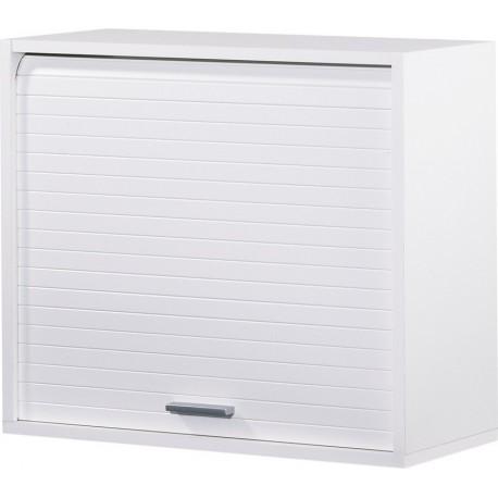 meuble de cuisine blanc hauteur 53 6 cm simmob