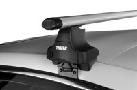 Thule roof bars clamp style fitment - Simmonites