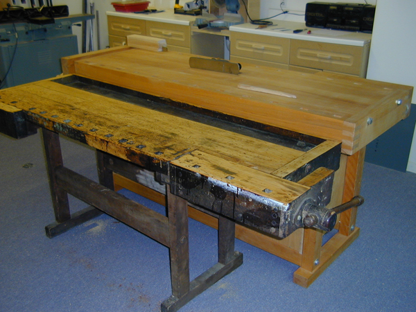 Diefenbach Workbench For Sale