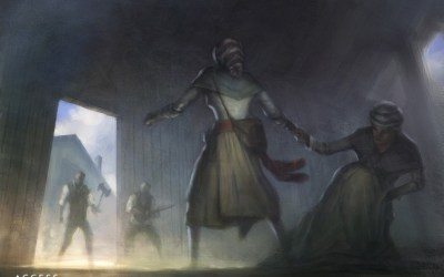 Assassin's Creed New Destiny – Capitolo 29