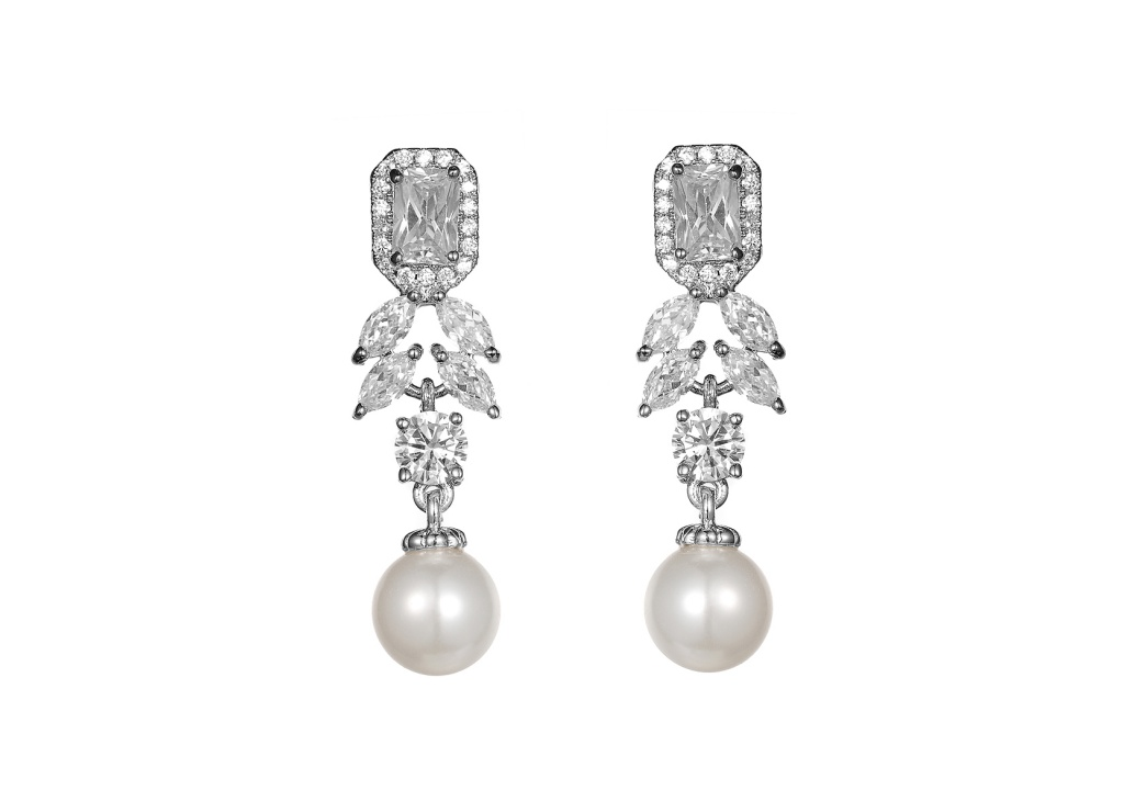 RYANA Bridal Drop Earrings