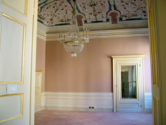 Restauro interni di palazzi