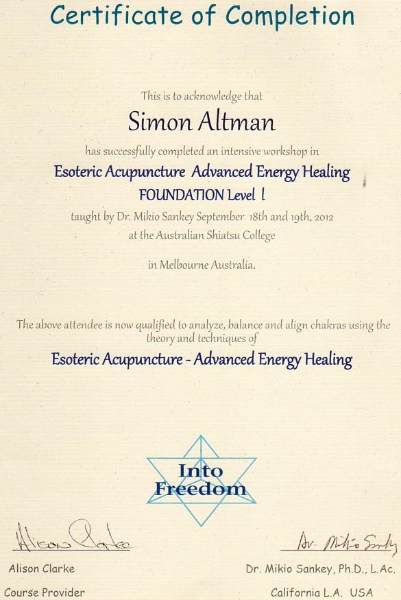 Esoteric Acupuncture Level 1 96dpi -