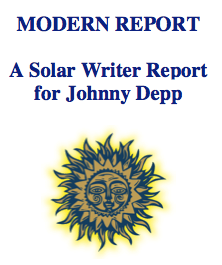 Modern Report for Johnny Depp!