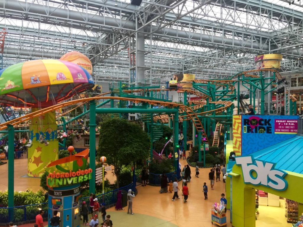 What To See In Minnesota Discover Mall Of America