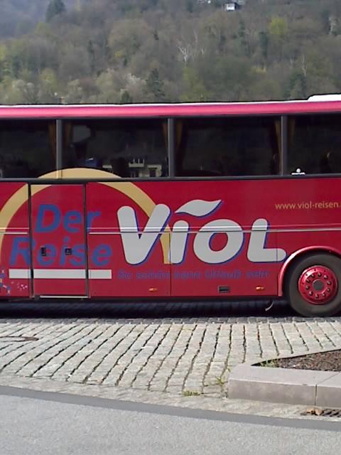 autobuzul viol
