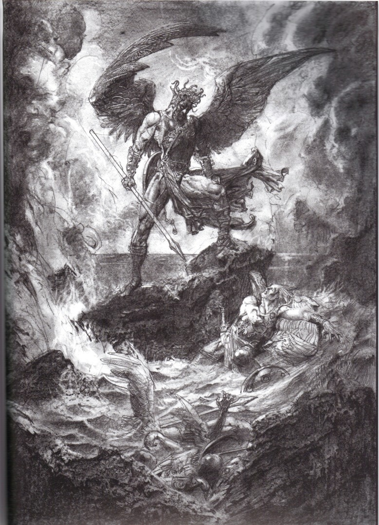 "the theme of god in paradise lost by milton The importance of obedience to god the first words of paradise lost state that  the poem's main theme will be ""man's first disobedience"" milton narrates the."