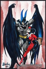 batman_harleyquinn_painted