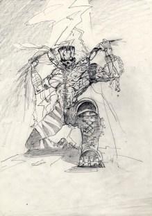 Danzig Sketch 12