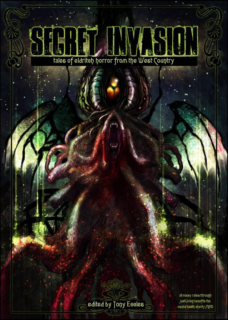 Secret Invasion Cover